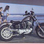Harley Davidson XLX 1000-61 Sportster (1982-85)