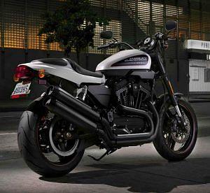 Harley Davidson XR 1200X (2012)