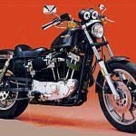 Harley Davidson XR1000 (1983)
