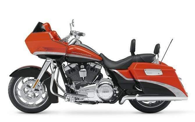 Harley Davidson FLHRSI Road King (2009)