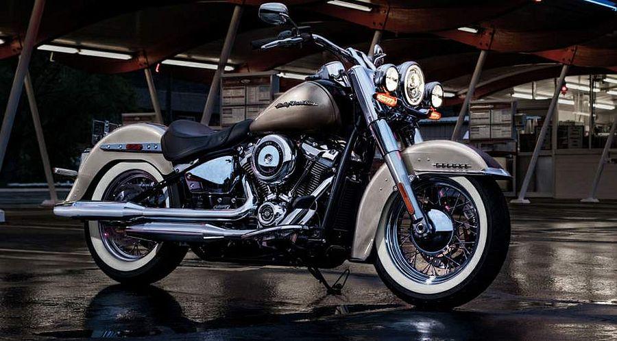 Harley Davidson Softail Deluxe (2018)