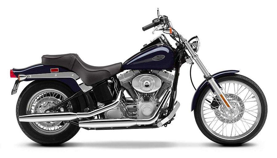 Harley Davidson FXST Softail Standard (1999-00)