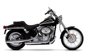 Harley Davidson FXST Softail Standard (2002-04)