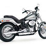 Harley Davidson FXST Softail Standard (2005-06)
