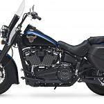 Harley Davidson Softail Heritage Classic 114 (2018)