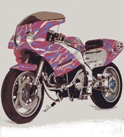 Harris GSXR1100 Turbo (1989)
