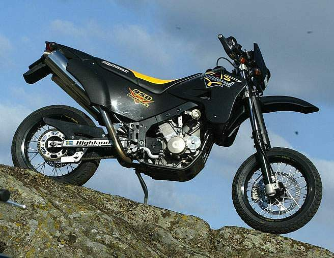 Highland 950 V2 Super Motard (2003-05)
