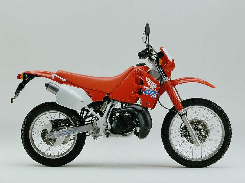 Honda CRM 125R (1989-93)