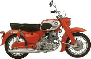 Honda CB75 Dream (1963-67)