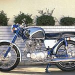 Honda CB75 Dream (1960-62)