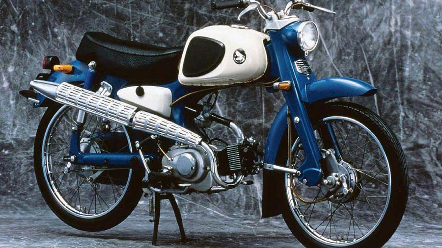 Honda C110 Super Sports Cub (1961)