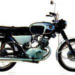 Honda CB125 (1967)