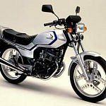 Honda CB125T (1986-88)
