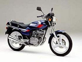 Honda CB125T (1989-91)