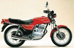 Honda CB250RS (1980-81)