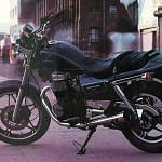 Honda CB 450SC Nighthawk (1982)