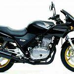 Honda CB 500S (2001-03)