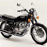 Honda CB550 F (1976-77)