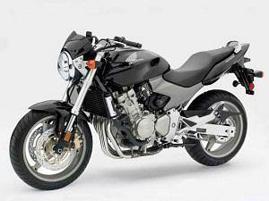 Honda CBF 600 (2006)