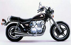 Honda CB650 Custom (1980-81)