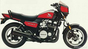 Honda CB 750SC Nighthawk (1984-86)