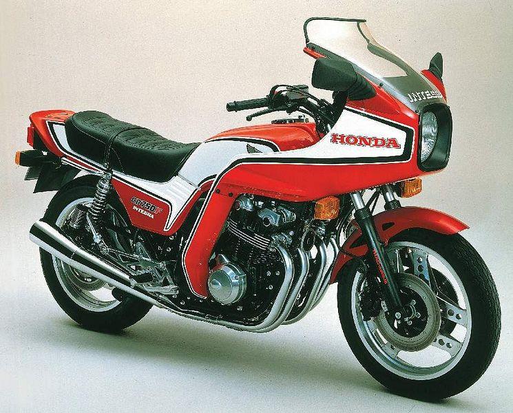Honda CB750F2 (1981)