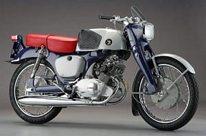 Honda CB75 Dream (1959-64)