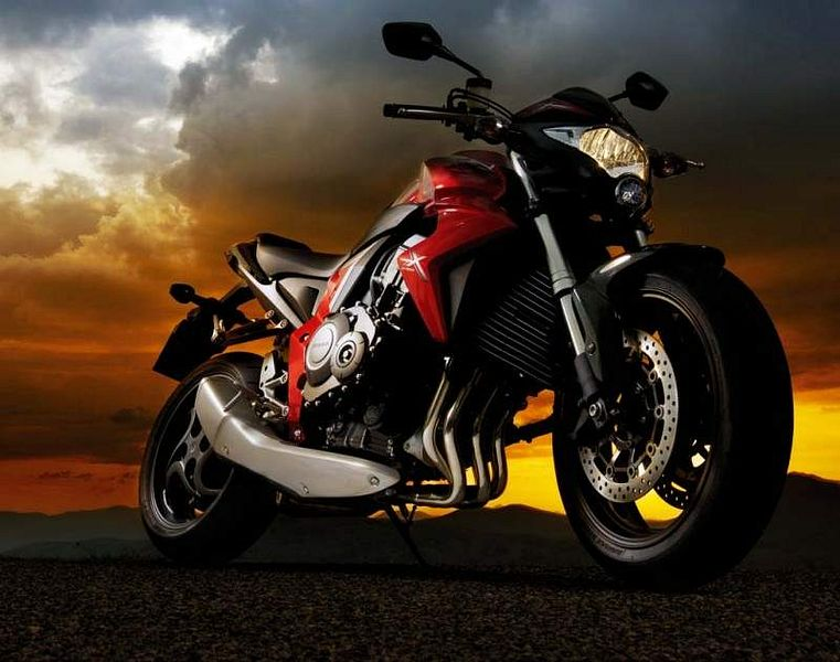 Honda CB1000R (2010)