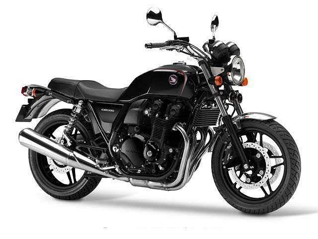 Honda CB1100 (2015-16)