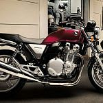 Honda CB1100 (2014)