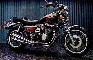Honda CB1100C (1983)
