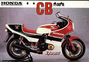 Honda CB1100R (1982)
