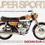 Honda CB125 (1972-73)