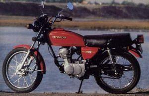 Honda CB125S (1976)