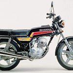 Honda CB125T (1978-79*)
