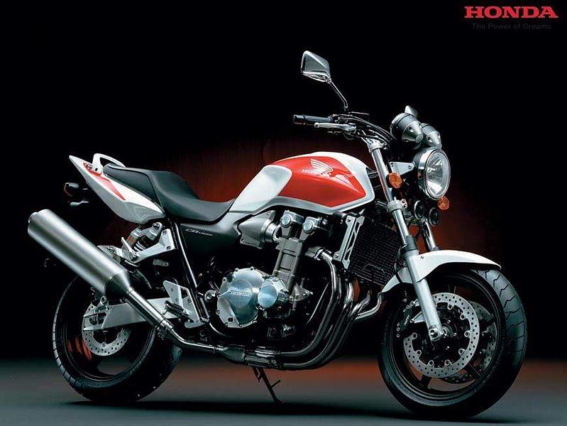 Honda CB1300 (2007-08)