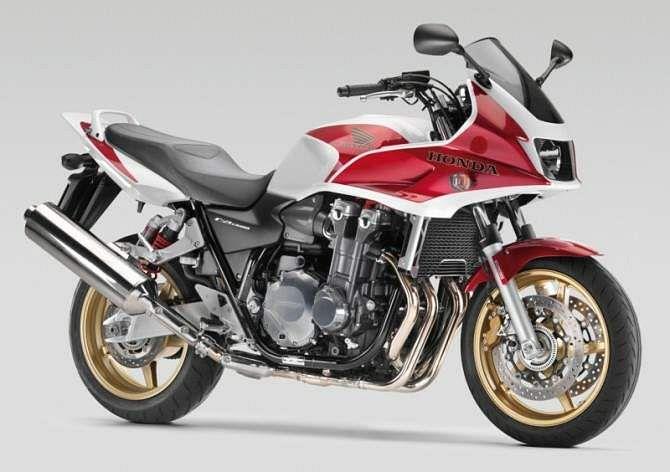 2019 Honda CB1300 gets Sport Production variants