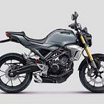 Honda CB150R ExMotion (2018)