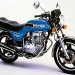 Honda CB250N (1979-80)