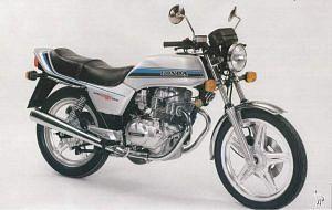 Honda CB250N (1981)