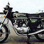 Honda CB360G (1973-77)