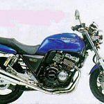 Honda CB 400 (1992-95)