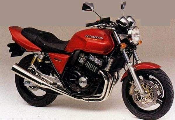 Honda CB 400 (1996-97)