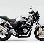 Honda CB400 Super Four (2008-09)