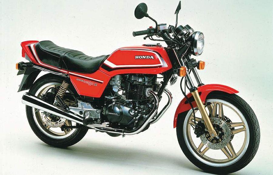 Honda CB400T (1980-81)