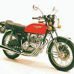 Honda CB400F (1977)