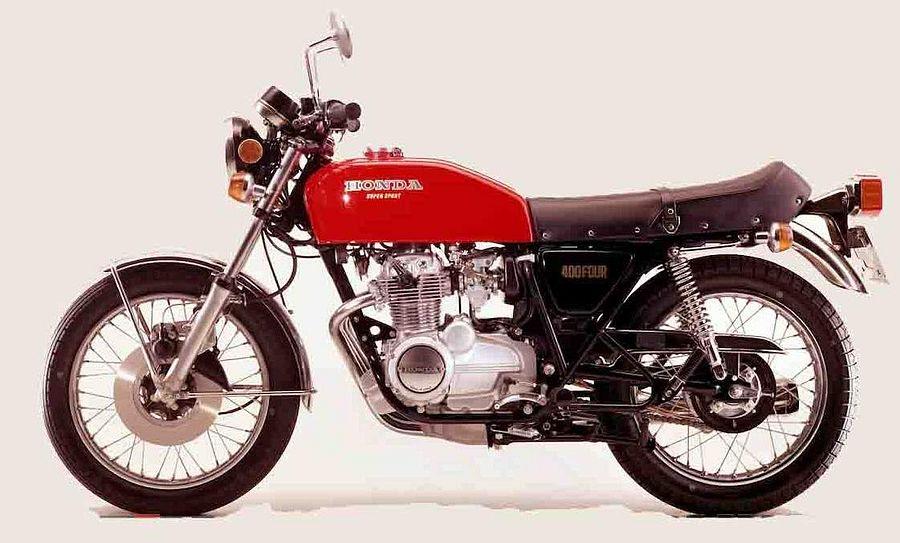 Honda CB400F (1975)
