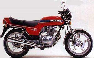 Honda CB400N (1980-81)