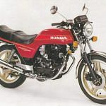 Honda CB400N (1984-86)