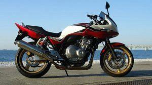 Honda CB400 Bol D (2014-15)